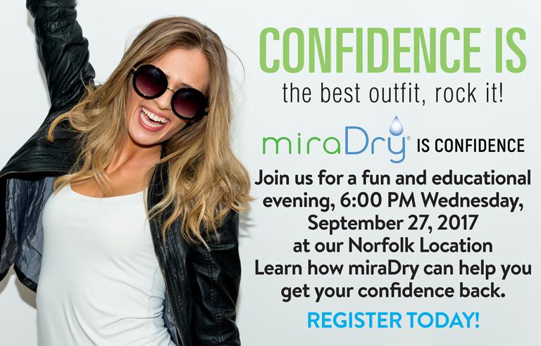 miraDry Event
