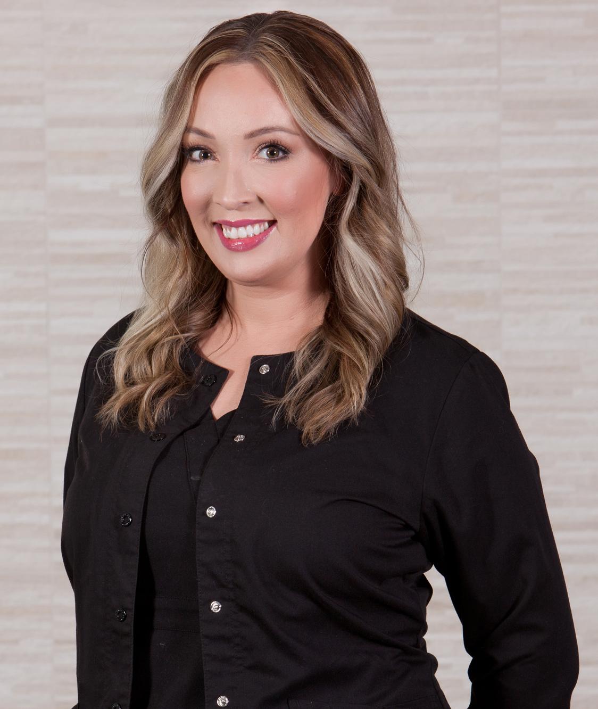 Kimberly Choate, Master Aesthetician