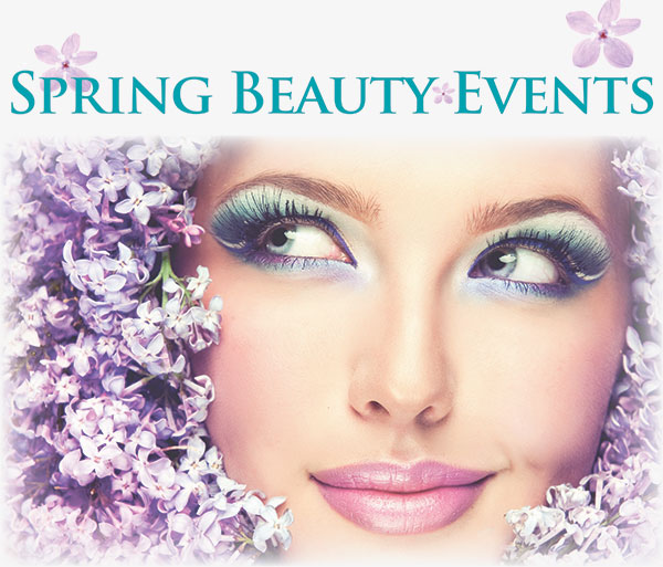 Spring Beauty Event