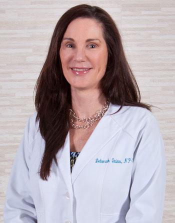 Deborah Quinn, RN, MSN, FNP-C - Pariser Dermatology