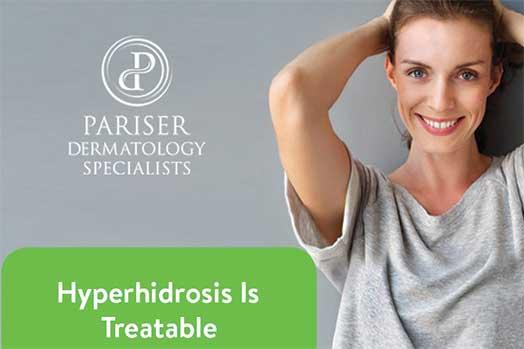Hyperhidrosis Event