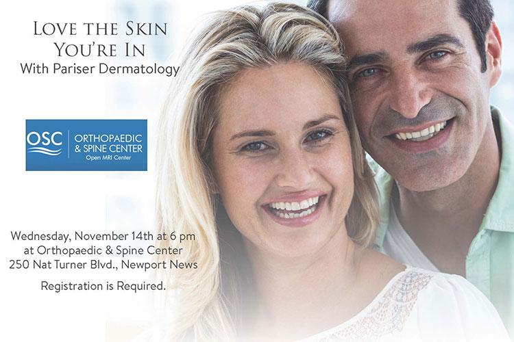 Osc Cosmetic Event Pariser Dermatology