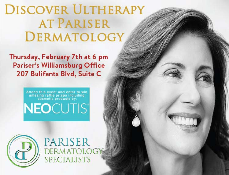 Discover Ultherapy at Pariser Dermatology