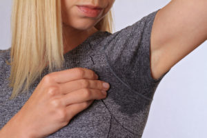 Excessive Sweating Hyperhidrosis treatment at Pariser Dermatology Specialist in Hampton Roads
