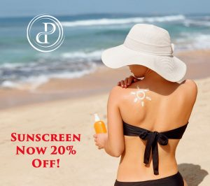 Sunscreen Special