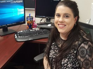 Christina Holtzinger, Customer Service Manager