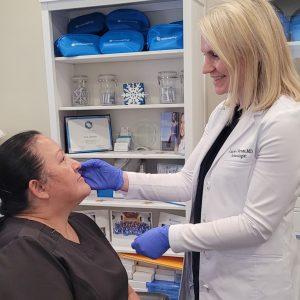 cosmetic services at pariser dermatology in hampton roads virginia