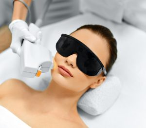 Laser treatments at Pariser Dermatology