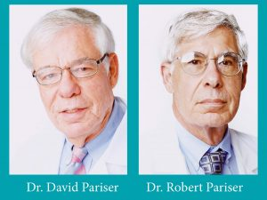 Dr. David Pariser and Dr. Robert Pariser